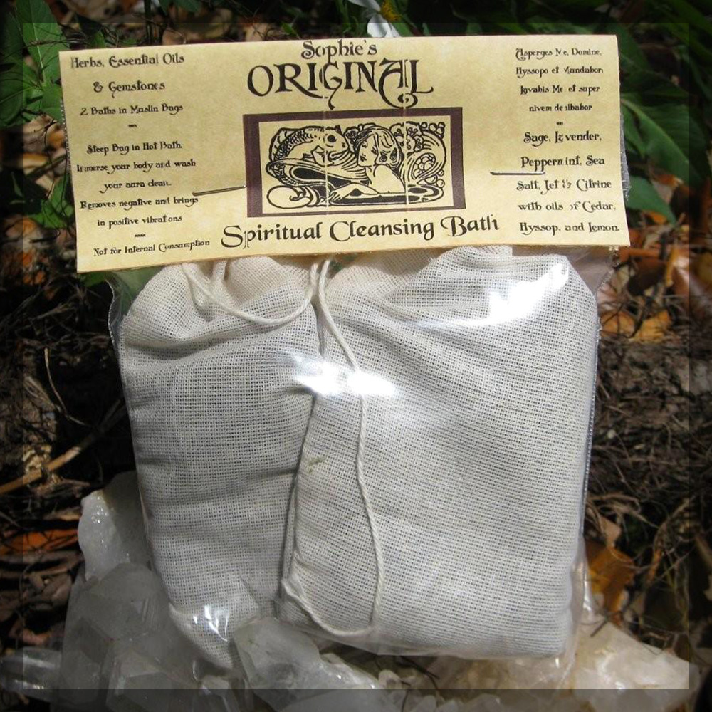Original Spiritual Cleansing Bath