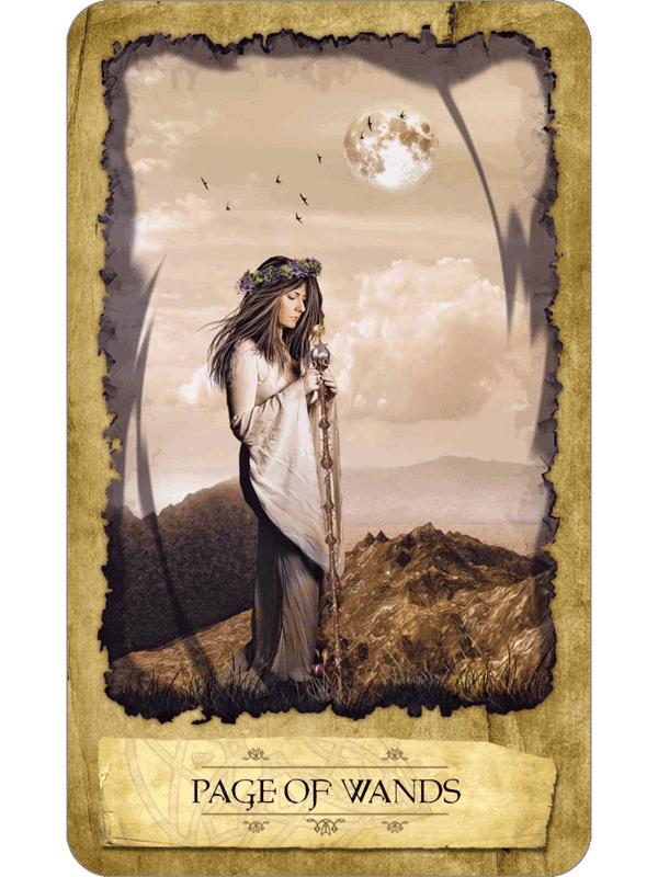 mystic dreamer tarot book pdf
