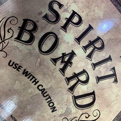 Ouija & Spirit Boards