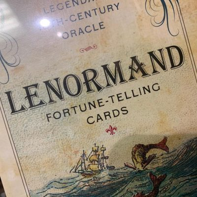 Lenormand Fortune -Telling Decks