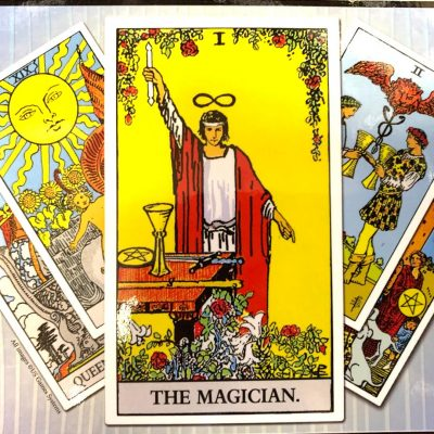 Tarot Study and Learning