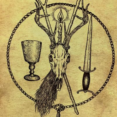 Traditional Witchcraft & British Folklore
